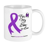 Pancreatic Cancer Son-in-Law Mug