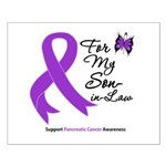 Pancreatic Cancer Son-in-Law Small Poster