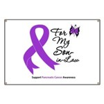 Pancreatic Cancer Son-in-Law Banner