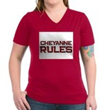 cheyanne rules Shirt