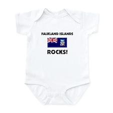 Falkland Islands Rocks Infant Bodysuit