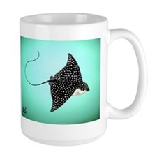 Spotted Eagle Ray Mug