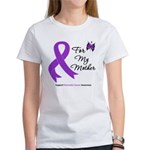 PancreaticCancer Mother Women's T-Shirt