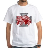 Flying Brick Wear Iron Cross Shirt