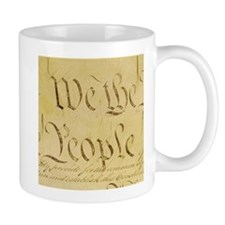 We The People I Mug