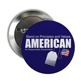 "AMERICAN 2.25"" Button (10 pack)"