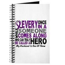 Hero Comes Along Husband Pancreatic Cancer Journal