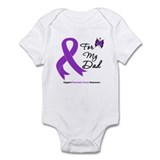 Pancreatic Cancer Dad Onesie