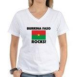 Burkina Faso Rocks Shirt