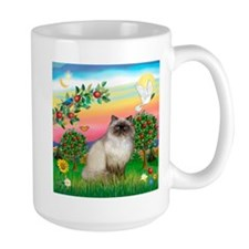 Bright Country / Himalayan Cat Mug