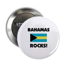 "Bahamas Rocks 2.25"" Button"
