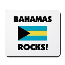 Bahamas Rocks Mousepad