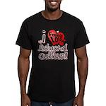 I Freakin LOVE Edward Cullen! Men's Fitted T-Shirt
