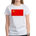 USSR Blank Flag Women's T-Shirt