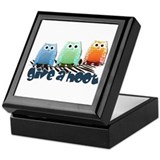 Give a hoot - Keepsake Box