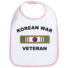 Korean War Veteran 1 Bib