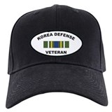 Korea Defense Veteran Baseball Cap