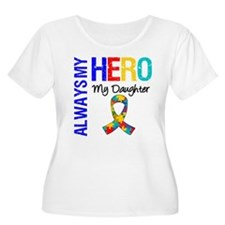 Autism Hero Daughter T-Shirt