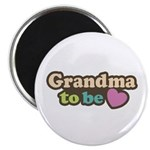 Grandma To Be Magnet