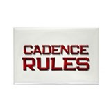 cadence rules Rectangle Magnet (10 pack)