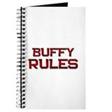 buffy rules Journal