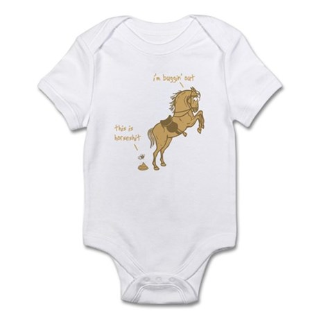 I'm Buggin' Out! Infant Bodysuit
