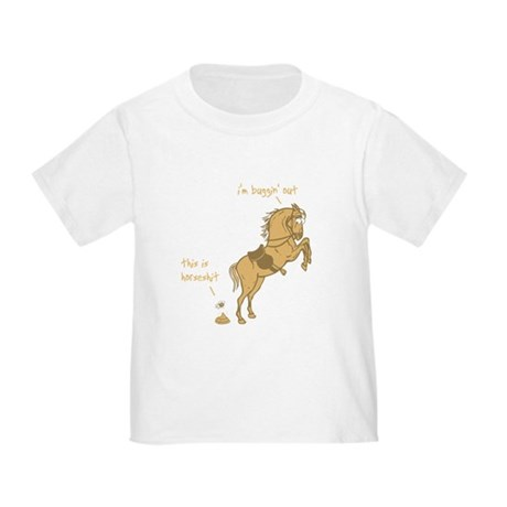 I'm Buggin' Out! Toddler T-Shirt