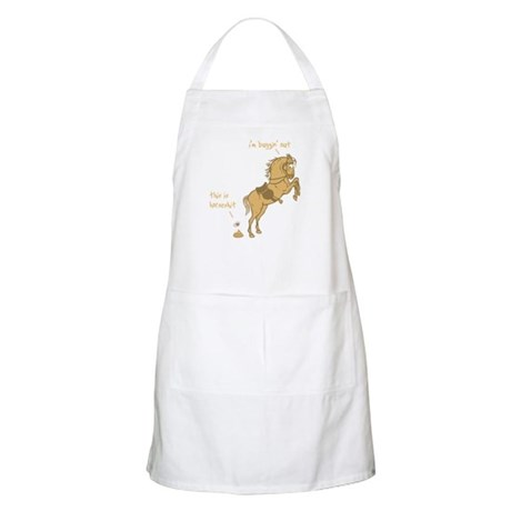 I'm Buggin' Out! BBQ Apron