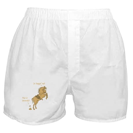 I'm Buggin' Out! Boxer Shorts