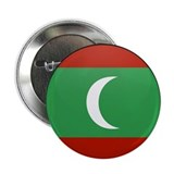"maldives 2.25"" Button (10 pack)"