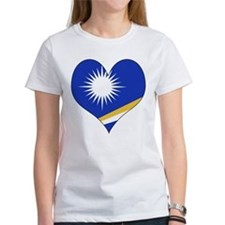I Love MARSHALL ISLANDS Tee