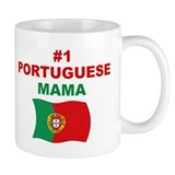 #1 Portuguese Mama Mug