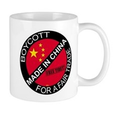 Cute Peace flag Mug