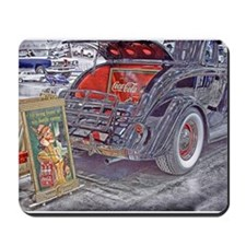 Coca Cola Mousepad