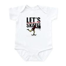 Cute Crime Infant Bodysuit