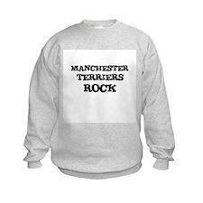 MANCHESTER TERRIERS ROCK Sweatshirt