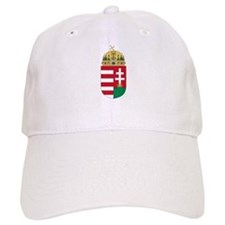 Hungary Coat of Arms Baseball Cap