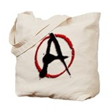 Anarchy Now Tote Bag