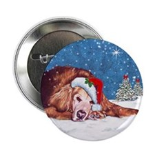 "Golden Retriever 2.25"" Button (10 pack)"