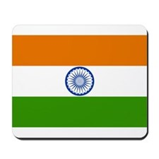 India Flag Mousepad