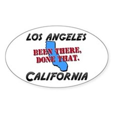 los angeles california - been there, done that Sti
