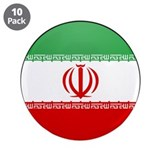 "Iran 3.5"" Button (10 pack)"