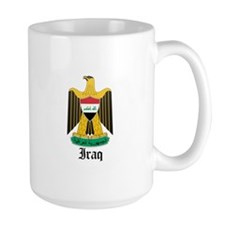 Iraqi Coat of Arms Seal Mug