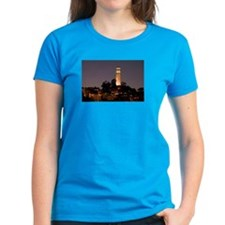 Coit Tower at Night Tee