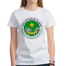 Mauritania Coat of Arms Tee