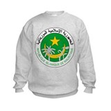 Mauritania Coat of Arms Sweatshirt