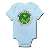 Mauritania Coat of Arms Onesie