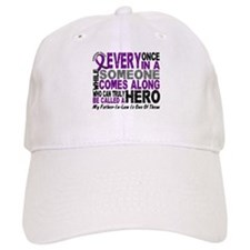 HERO Comes Along 1 Father-In-Law PC Baseball Cap