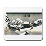 Snow  covered Mountain Mousepad