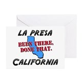 la presa california - been there, done that Greeti